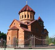 Армянская церковь Екатеринбурга