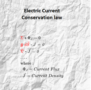 Conservation-laws-Electric-Current-mine