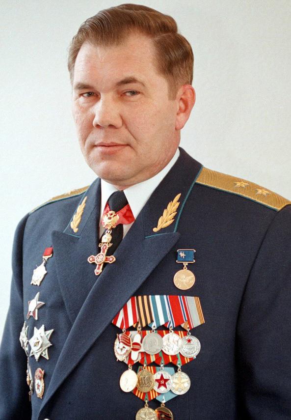 Лебедь, Александр Иванович