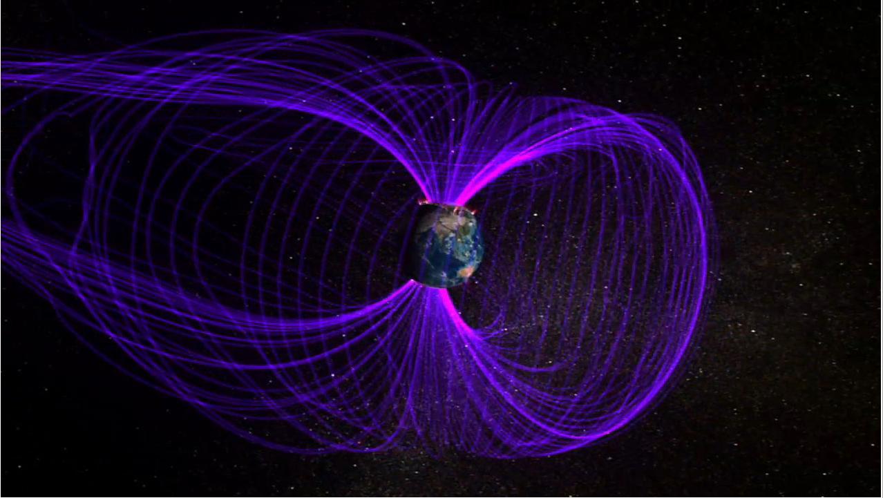 Ослабление магнитного поля Земли должно смениться его усилением