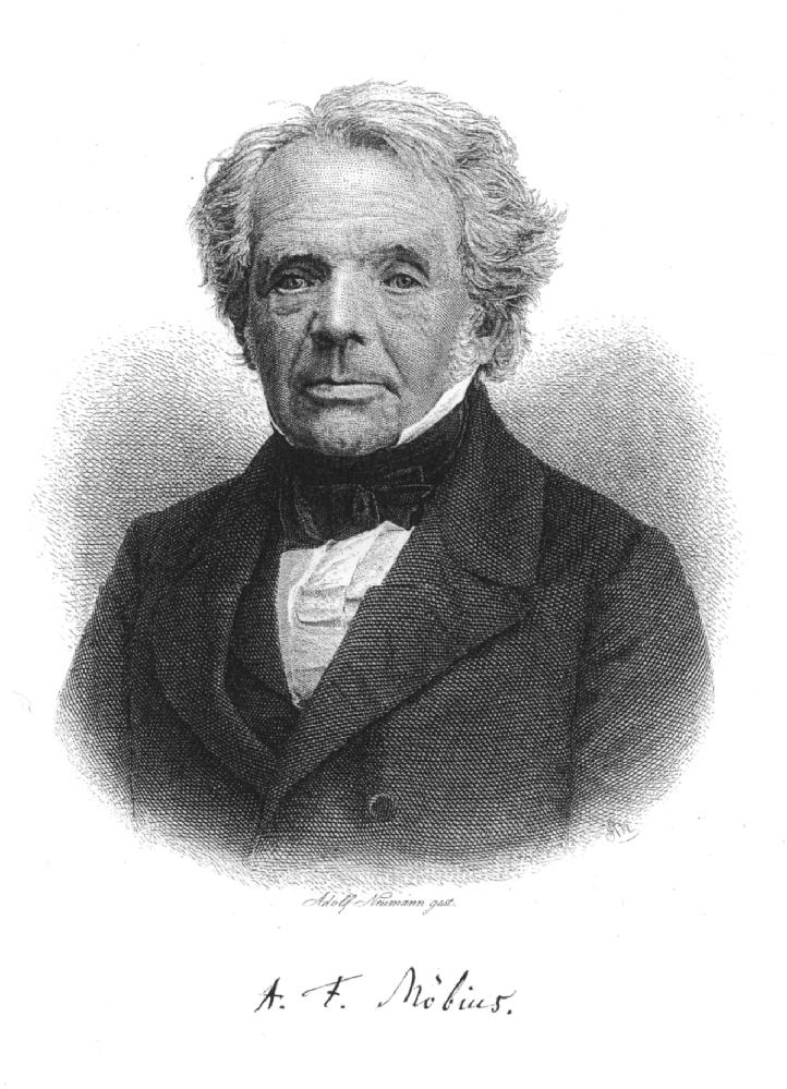 Август Мёбиус