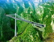 Мост World's Highest Pier Bridge in China --.jpg