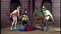 Battle of the Planets Ep. 83 Strike at Spectra