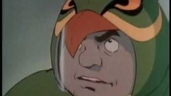 Battle of the Planets Ep. 82 G Force Defector