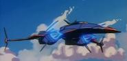 Reverse thrusters