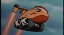 Battle of the Planets Ep. 41 Raid on a Nearby Planet