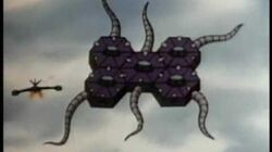 Battle of the Planets Ep. 56 Raid of the Space Octopus