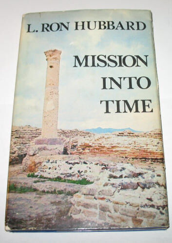 Mission Into Time hardcover 1973.jpg