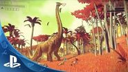 No Man's Sky Gameplay Trailer E3 2014 PS4