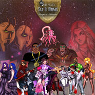 League of Multiverses Characters