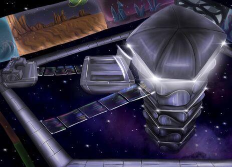Ambush Vin: Sci-Fi Music The Time Dimension