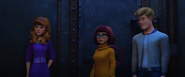 Daphne Velma And Fred Inside 1