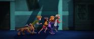 Scooby Team Run 1
