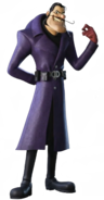 Scoob! Dick Dastardly Official Model