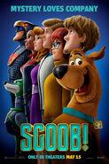 SCOOB! Poster 2