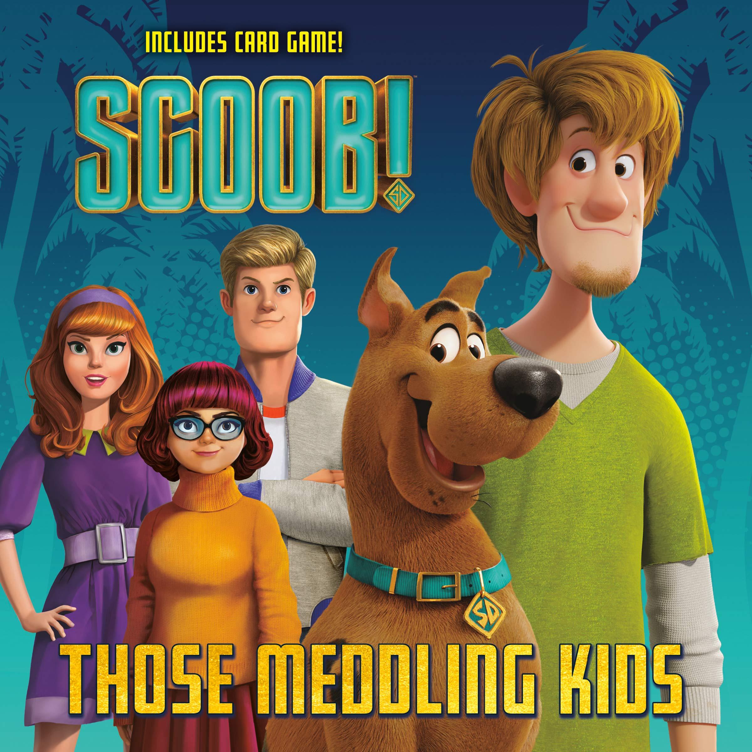 SCOOB! Those Meddling Kids Book.jpg