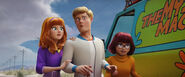 SCOOB Final Trailer Daphne Fred And Velma Suprised 2