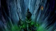 Running from goblin castle
