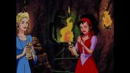 Evil Simone and Lena