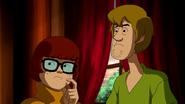 Velma Shaggy thinking