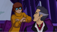 Velma and Van Ghoul about Ghotsts