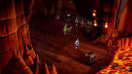 Cave Gang!