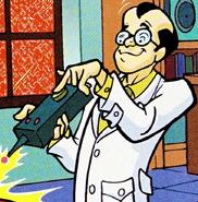 Professor Eggbert