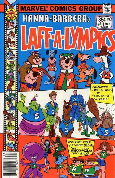 Laff-a-Lympics (Marvel Comics)