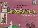 Scooby Doo... Where Are You! (Charlton Comics)
