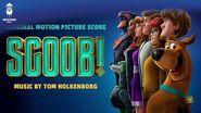 SCOOB! Official Soundtrack Sandwich Bonding
