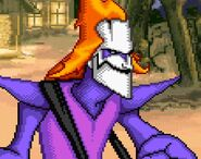 Guitar Ghoul Scooby-Doo! Unmasked 8 bit