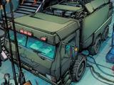 Mystery Machine (Scooby Apocalypse)
