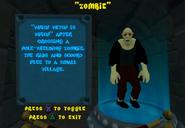 SCNF Zombie