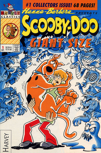 Scooby-Doo Giant Size