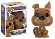 Scooby Funko Pop! (metallic)