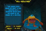 SCNF Sea Creature