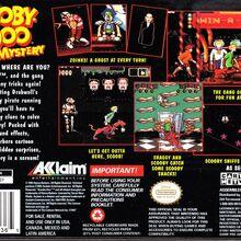 Scooby Doo Mystery Snes Scoobypedia Fandom