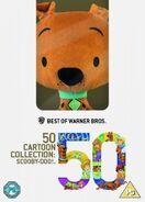 Scooby plush BOSD DVD