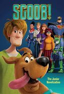 SCOOB! novel cover