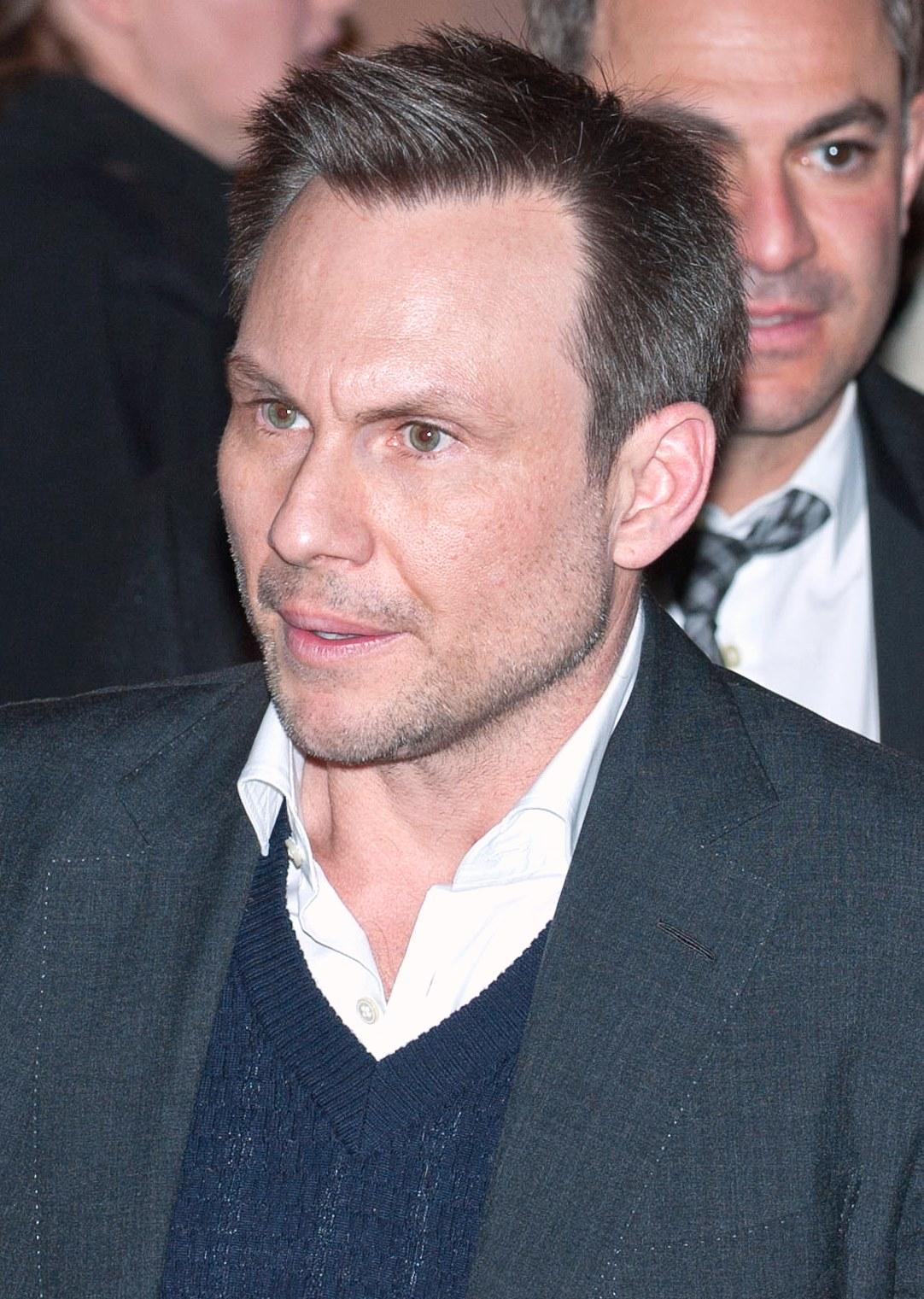 Christian Slater (actor)