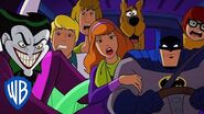 Scooby-Doo! & Batman The Brave and the Bold A Car Chase with the Joker! WB Kids