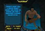 SCNF Caveman