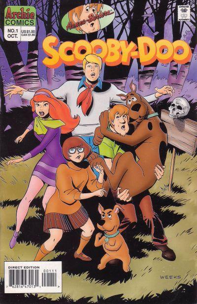 Scooby-Doo (Archie Comics)