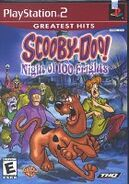 Night of 100 Frights (PS2 GH) cover
