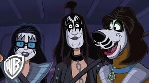 Scooby-Doo! And KISS Killing Two Birds With One Cat
