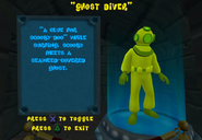 SCNF Ghost Diver