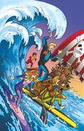 WAY 77 (DC Comics) textless cover