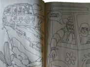 Hanna Barbera's Scooby Doo Where Are You - Coloring Book - Magician Cover - 07