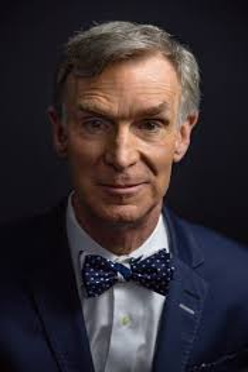 Bill Nye (science communicator)