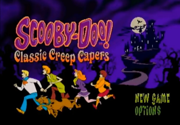 Scooby-Doo! Classic Creep Capers (N64)